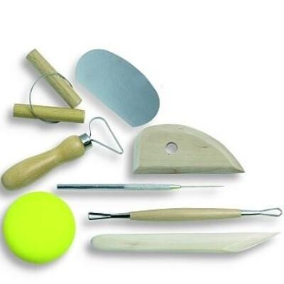 Įrankiai keramikai
