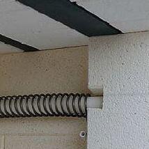 ROHDE R-Sic lubų konstrukcija