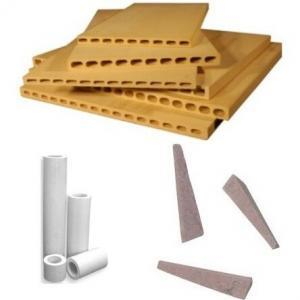 Accessories for ceramic kilns